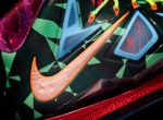 kolorowe sneakersy Nike