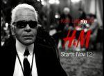 H&M i Karl Lagerfeld