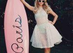 Paris Hilton sesja dla Elle