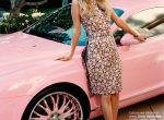 Sesje zdjęciowe Elle - Paris Hilton