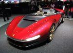 Pininfarina przedstawia model Ferrari Sergio, zdjęcie 8