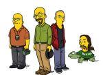 Celebryci jako bohaterowie The Simpsons, zdjęcie 1