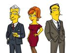 Celebryci jako bohaterowie The Simpsons, zdjęcie 6