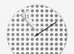 Sabrina Fossi - minimalistyczny zegar, zdjęcie 4