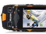 Mann A18 - męski smartfon do zadań specjalnych, zdjęcie 2