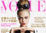 modelki na okładkach magazynów modowych - wrzesień 2013, zdjęcie 6
