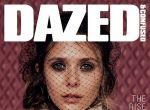 Elizabeth Olsen na okładce wrześniowego magazynu Dazed&Confused, zdjęcie 2