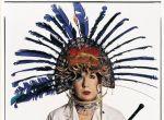 Anna Piaggi i jej kapelusze, zdjęcie 2
