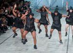 Rick Owens - step dance na pokazie