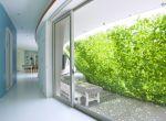 Modna architektura Japonia - organiczny dom, zdjęcie 3