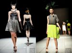 Junko Koshino wiosna / lato 2014, pokaz podczas Fashion Philosophy, zdjęcie 2