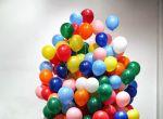 MyeongBeom Kim, instalacje z balonów, zdjęcie 2