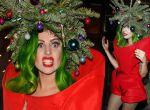 Lady Gaga wygląda jak choinka, zdjęcie 5