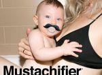 Mustachifier, smoczek małego hipstera, zdjęcie 1