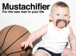 Mustachifier, smoczek małego hipstera, zdjęcie 2