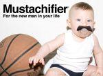 Mustachifier, smoczek małego hipstera, zdjęcie 3