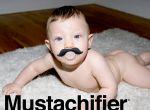 Mustachifier, smoczek małego hipstera, zdjęcie 4