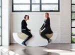 designerski konik na biegunach - modny mebel i gadżet erotyczny, zdjęcie 1