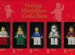 LEGO Vintage Mini Figures Collection