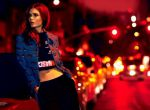 Josephine Skriver i moda miejska, zdjęcie 4