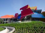 Frank Gehry - Biomuseo - modne budynki 2014, zdjęcie 4