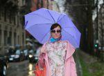 Milan Fashion Week najlepsze stylizacje, zdjęcie 1