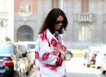 Milan Fashion Week najlepsze stylizacje, zdjęcie 11