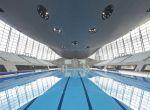 Zaha Hadid, centrum wodne Londyn, zdjęcie 1
