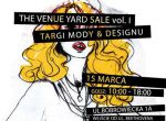 THE VENUE ARTISTS YARD SALE vol. I