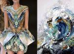 wpływ malarstwa na modę, zdjęcie 1