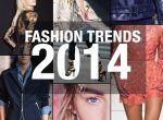 Trendy w modzie - wiosna 2014