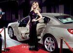Heidi Klum twarzą kampanii Maserati, zdjęcie 4