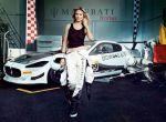 Heidi Klum twarzą kampanii Maserati, zdjęcie 5