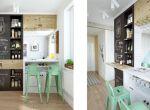 pastelowy apartament - jak urządzić małe mieszkanie, zdjęcie 4