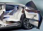 BMW wizja limuzyny przyszłości czy nowa seria 7 ? zdjęcie 17