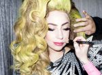 Lady Gaga za kulisami na zdjęciach, których autorem jest Terry Richardson, foto 1
