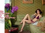 """Hilary Rhoda w sesji dla """"W Magazine"""", zdjęcie 1"""