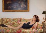 """Hilary Rhoda w sesji dla """"W Magazine"""", zdjęcie 7"""