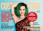 Katy Perry na okładce Cosmopolitan, zdjęcie 1