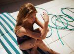 Neta Zuriel - plażowy styl hippie, zdjęcie 10