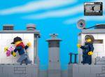 Jeff Friesen prezentuje Bricksy czyli LEGO nawiązujące do prac Banksy, zdjęcie 3