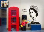 Jeff Friesen prezentuje Bricksy czyli LEGO nawiązujące do prac Banksy, zdjęcie 5