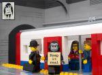 Jeff Friesen prezentuje Bricksy czyli LEGO nawiązujące do prac Banksy, zdjęcie 7