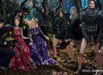 Claudia Schiffer w kampanii Dolce & Gabbana jesień 2014, zdjęcie 2