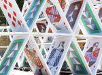 Domek z kart - Jerozolima, instalacje, zdjęcie 4