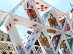 Domek z kart - Jerozolima, instalacje, zdjęcie 5