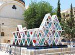 Domek z kart - Jerozolima, instalacje, zdjęcie 6