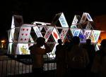 Domek z kart - Jerozolima, instalacje, zdjęcie 8