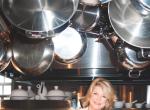 Martha Stewart na okładce Magazynu PORTER, autor zdjęć: Terry Richardson, fotografia 2