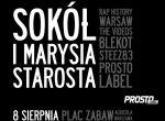 Sokół i Marysia Starosta na darmowym plenerowym koncercie w Warszawie